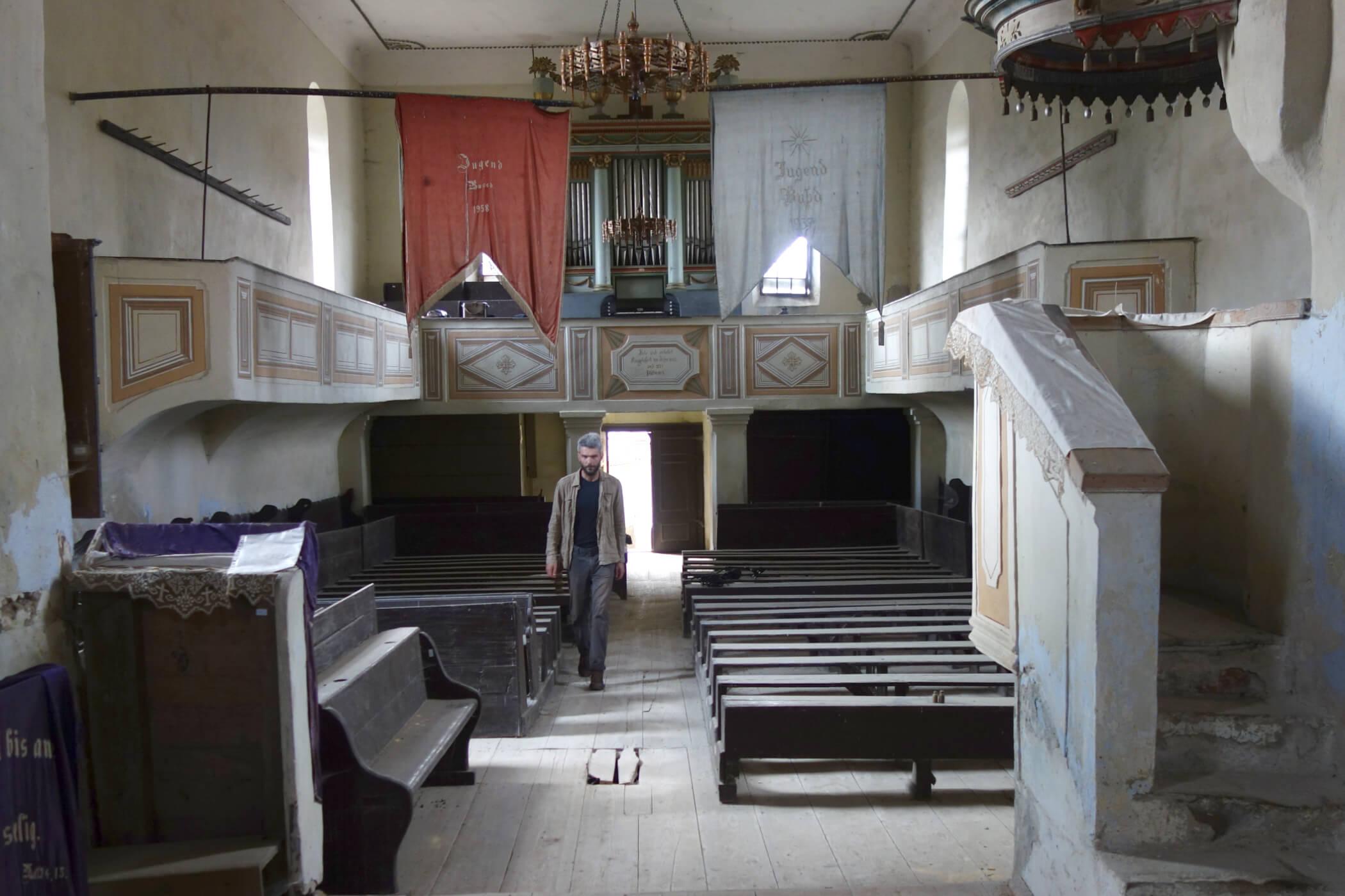 Orgel – Stefan Fraunberger