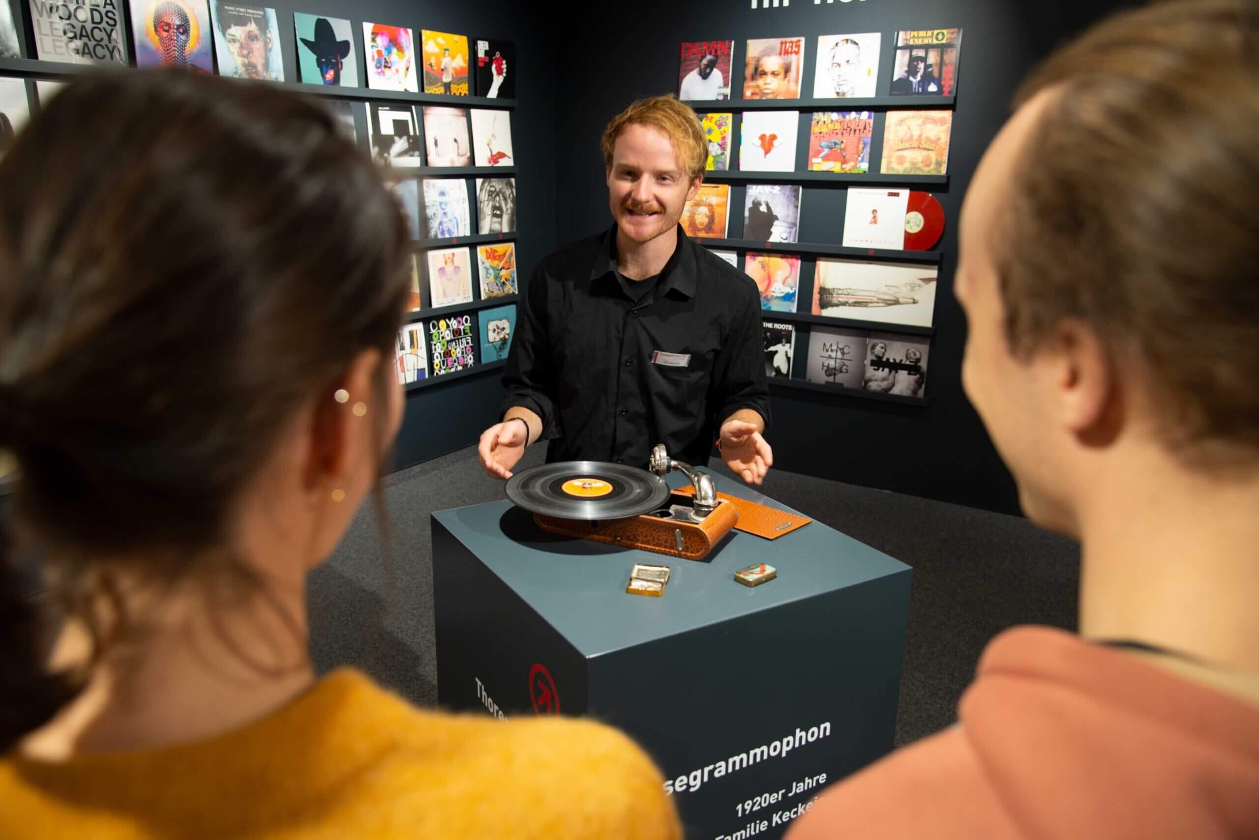 GEHÖRT GESEHEN: Wir hören Vinyl!