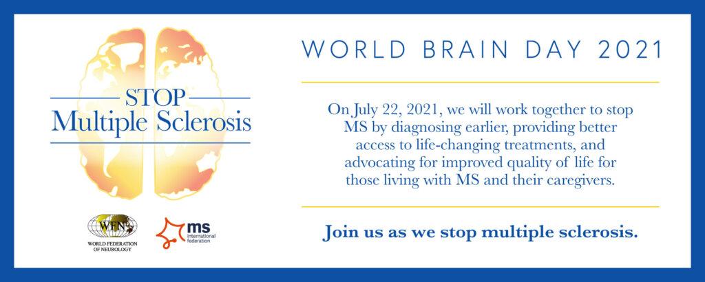 Logo Welttag des Gehirns